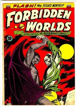 Forbidden Worlds #7