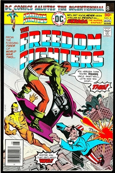Freedom Fighters #3