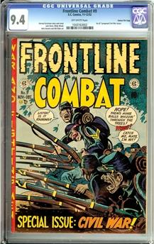 Frontline Combat #9