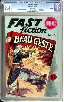 Fast Fiction #5