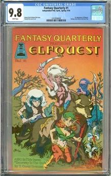 Fantasy Quarterly #1