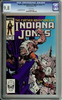 Further Adventures of Indiana Jones #11