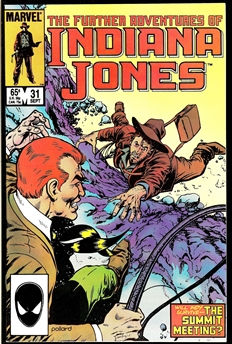 Further Adventures of Indiana Jones #31