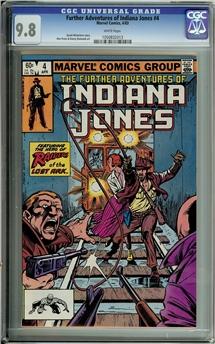 Further Adventures of Indiana Jones #4
