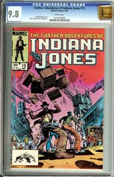 Further Adventures of Indiana Jones #15