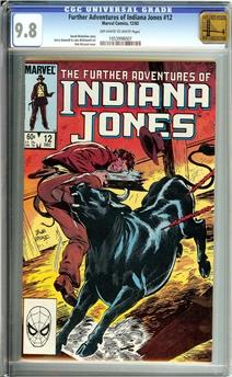 Further Adventures of Indiana Jones #12