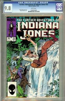 Further Adventures of Indiana Jones #23