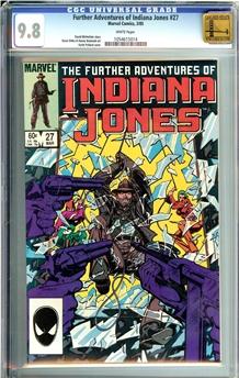 Further Adventures of Indiana Jones #27