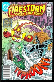 Fury of Firestorm #8