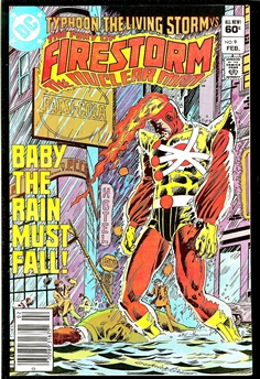 Fury of Firestorm #9
