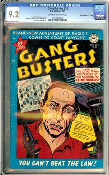 Gang Busters #23