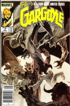 Gargoyle #3