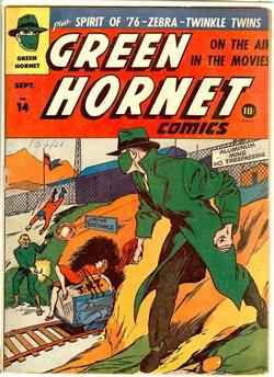Green Hornet Comics #14
