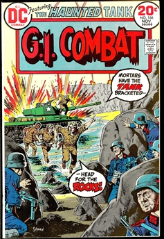 GI Combat #166