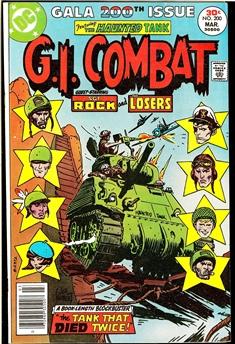GI Combat #200