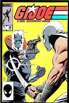 G.I. Joe #38