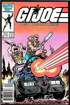 G.I. Joe #51