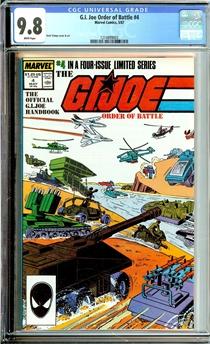 G.I. Joe Order of Battle #4