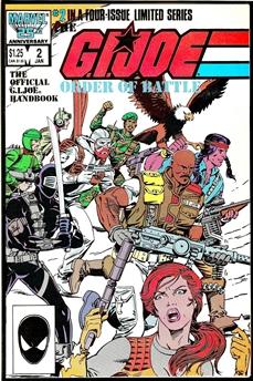 G.I. Joe Order of Battle #2