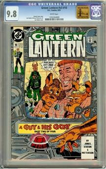 Green Lantern (Vol 3) #10