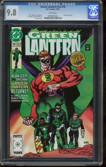 Green Lantern (Vol 3) #19