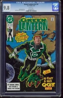 Green Lantern (Vol 3) #9