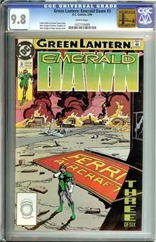 Green Lantern: Emerald Dawn #3
