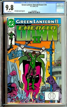 Green Lantern Emerald Dawn II #4