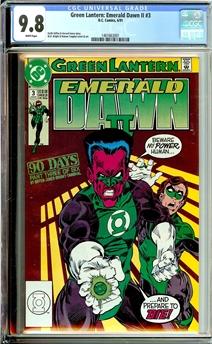 Green Lantern Emerald Dawn II #3