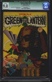 Green Lantern (40s) #14