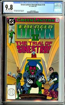 Green Lantern Emerald Dawn II #6