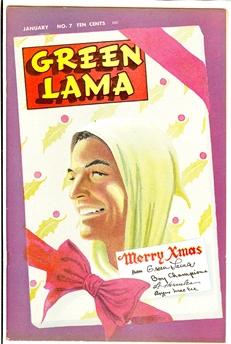 Green Lama #7
