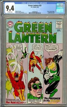Green Lantern #35