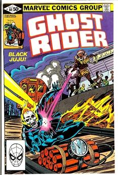 Ghost Rider #60