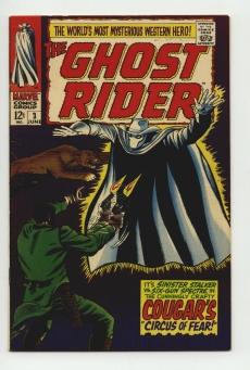 Ghost Rider (60s) #3