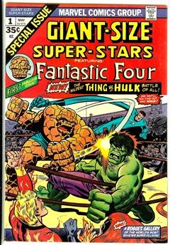 Giant-Size Super-Stars #1