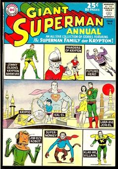 Superman Annual #5