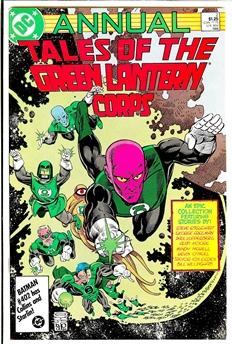 Green Lantern Annual #2