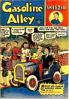Gasoline Alley #2