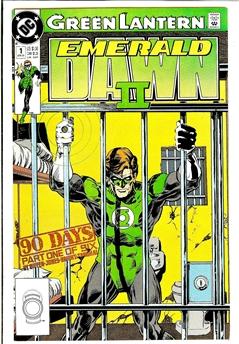 Green Lantern Emerald Dawn II #1