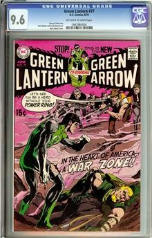 Green Lantern #77