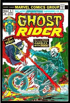 Ghost Rider #5