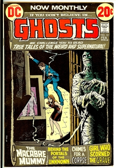 Ghosts #12