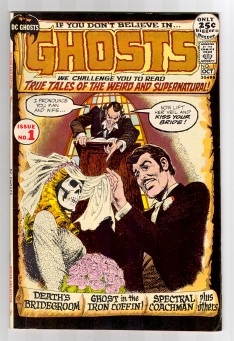 Ghosts #1