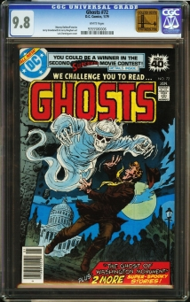 Ghosts #72