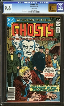 Ghosts #84