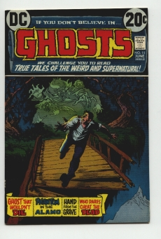 Ghosts #15