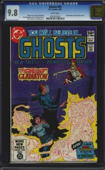 Ghosts #99