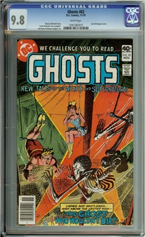 Ghosts #82