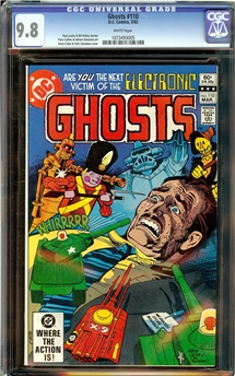 Ghosts #110